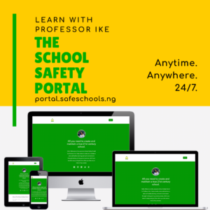 The School Safety portal