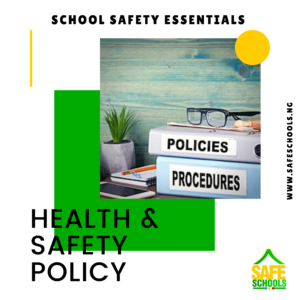 school health safety policy